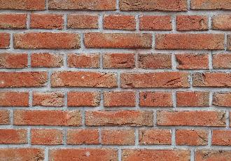 レンガ積み外壁
