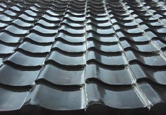 粘土系屋根 日本瓦