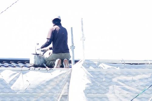 屋根リフォーム工法