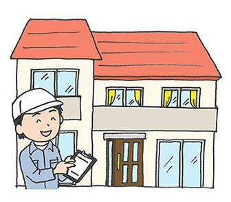 塗装工事の流れ・工程
