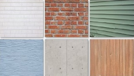 外壁材の種類と特徴